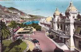 MONTE CARLO LE CASINO/VEHICULES EN STATIONNEMENT (dil356) - Monte-Carlo