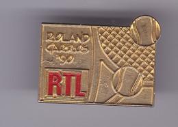 PIN'S ROLAND GARROS  90 RTL - Rugby