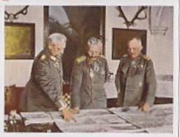 SB00758 Der Weltkrieg - Bild Nr. 229 Im Großen Hauptquartier - Zigaretten