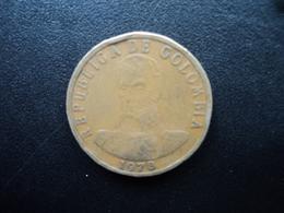 COLOMBIE : 2 PESOS  1978   KM 263   TTB - Colombia