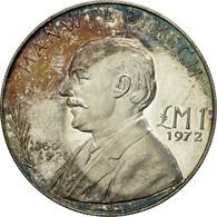 Monnaie, Malte, Pound, 1972, SPL, Argent, KM:13 - Malta