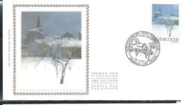 1997: Soie N° 2731  Noël  Obl. : Bxl 25/10/97 - FDC