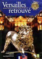 Versailles Retrouvé : Quand Le Château De Versailles était Meublé D'argent (dvd) - Historia