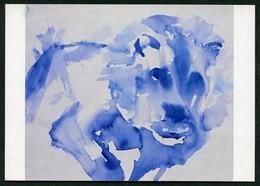 *Olly & Suzi* Artistas De USA. Exposición De 1996. Doble Autógrafo. - Autógrafos