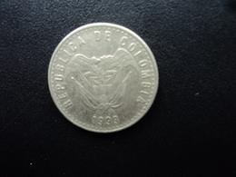 COLOMBIE : 50 PESOS   1993   KM 283.1    TTB - Colombia