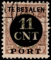 ~~~ Nederland 1924 - Postpakket-Verreken Perf 11½x11 - NVPH PV1B  (o) ~~~ - Postage Due