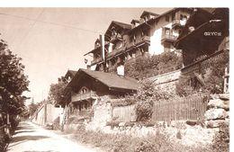 Gryon - Carte Photo - VD Vaud