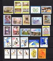 1985-87 Panama, Séries  Entre Yv. 971 Et PA 539**, Cote 65 €, - Panama