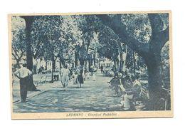 P 105)LEVANTO - GIARDINI PUBBLICI NV - La Spezia