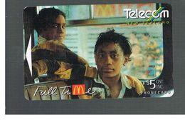 NUOVA ZELANDA - NEW ZEALAND - 1995 MCDONALD' S: FULL TIME    - USED -  RIF. 10401 - New Zealand