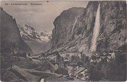 Suisse  Lauterbrunnen Staubbach - Switzerland
