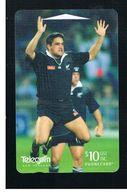 NUOVA ZELANDA - NEW ZEALAND -  1997 ALL BLACKS, RUGBY   - USED -  RIF. 10402 - New Zealand