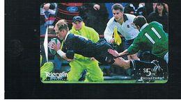 NUOVA ZELANDA - NEW ZEALAND -  1997 ALL BLACKS, RUGBY   - USED -  RIF. 10403 - New Zealand