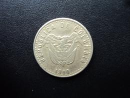 COLOMBIE : 50 PESOS   1990   KM 283.1 Ou 283.2 *    TTB - Colombia