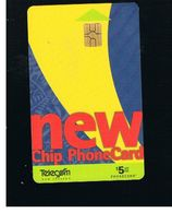 NUOVA ZELANDA - NEW ZEALAND - 1999 NEW CHIP CARD    - USED -  RIF. 10404 - New Zealand