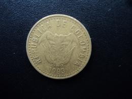 COLOMBIE : 100 PESOS   1993   KM 285.1   TTB - Colombia