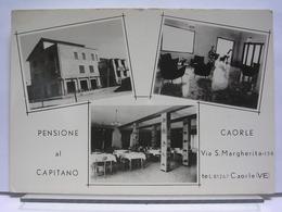 ITALIE - CAORLE - PENSIONE CAPITANO - Venezia