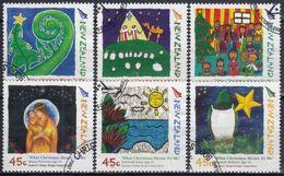 NUEVA ZELANDA 2006 Nº 2279/84 USAD0 - Nueva Zelanda