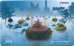 Mobilecard Thailand - Happy - Tradition - Loy Krathong - Lichterfest (1) - Thaïland