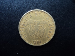 COLOMBIE : 100 PESOS   1994   KM 285.2    TTB - Colombia