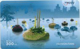 Mobilecard Thailand - Happy - Tradition - Loy Krathong - Lichterfest (3) - Thaïland