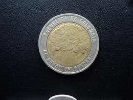 COLOMBIE : 500 PESOS   1995   KM 286    TTB - Colombia