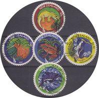 NUEVA ZELANDA 2007 Nº 2302/06 USAD0 - Nueva Zelanda