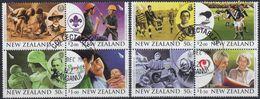 NUEVA ZELANDA 2007 Nº 2307/14 USAD0 - Nueva Zelanda
