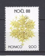 Monaco - YT N° 1662 - Neuf Sans Charnière - 1988 - Monaco