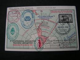 Argentina , Antarktis Cv. 1962 - Argentinien