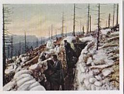 SB00858 Der Weltkrieg - Bild Nr. 115 Österreichischer Graben Am Isonzo - Cigarettes