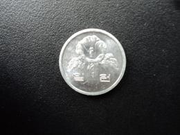 CORÉE DU SUD : 1 WON  1983   KM 31     SUP+ - Korea, South