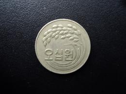 CORÉE DU SUD : 50 WON  1978   KM 20   TTB - Korea, South