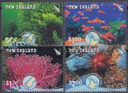NUEVA ZELANDA 2008 Nº 2376/79 USADO - Nueva Zelanda