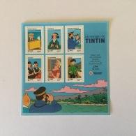 FRANCE 2007  Les Voyages De Tintin Feuillet  Superbe-MUH Yv109 - Francia