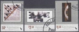 NUEVA ZELANDA 2008 Nº 2398/00 USADO - Nueva Zelanda