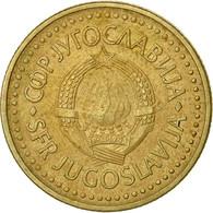 Monnaie, Yougoslavie, 5 Dinara, 1983, TB, Nickel-brass, KM:88 - Joegoslavië