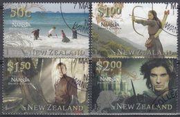 NUEVA ZELANDA 2008 Nº 2401/04 USADO - Usados