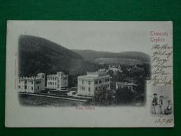 TRENCIANSKE TEPLICE, Slovakia  #1818# - Slovakia