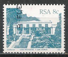 South Africa 1982. Scott #573 (U) Leeuwenhof, Cape Town * - Afrique Du Sud (1961-...)