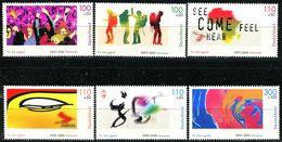 BRD - Mi 2117 / 2122 - ** Postfrisch (B) - EXPO 2000, Jugend 00 - [7] West-Duitsland