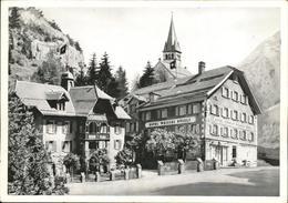 11115218 Goeschenen Hotel Weisses Roessli Goeschenen - UR Uri