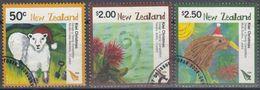 NUEVA ZELANDA 2008 Nº 2454/56 USADO - Nueva Zelanda