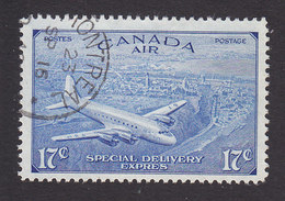 Canada, Scott #CE3, Used, Plane, Issued 1942 - Canada