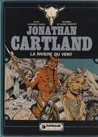Jonathan Cartland  La Riviere Du Vent HARLE LAURENCE ET BLANC-DUMONT MICHEL EDIT/  1979  (TTB état 380  Gr) - Jonathan Cartland