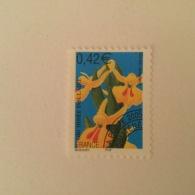 FRANCE 2005 42c Pre-Obliteres Fleurs Orchidees (IV)  Superbe-MUH Yv249 - 1989-....