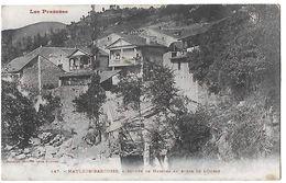 65 - MAULÉON - BAROUSSE - Maisons Au Bord De L' Ourse      N - Mauleon Barousse