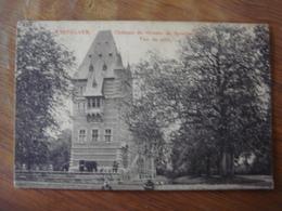 WESPELAER - Wespelaer ( Haacht ) - Château Du Vicomte De Spoelbergh - Vue De Côté ( Vue Peu Courante ) - Haacht