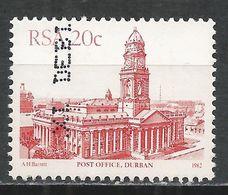 South Africa 1982. Scott #582 (U) Post Office, Durban * - Afrique Du Sud (1961-...)