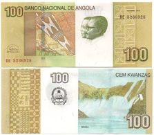 Angola - 100 Kwanzas 2012 2017 UNC Ukr-OP - Angola
